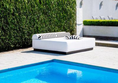 Lounge bed Dutch Rivièra